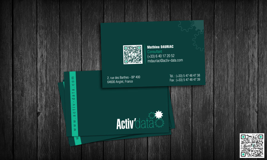 Carte De Visite ActivData